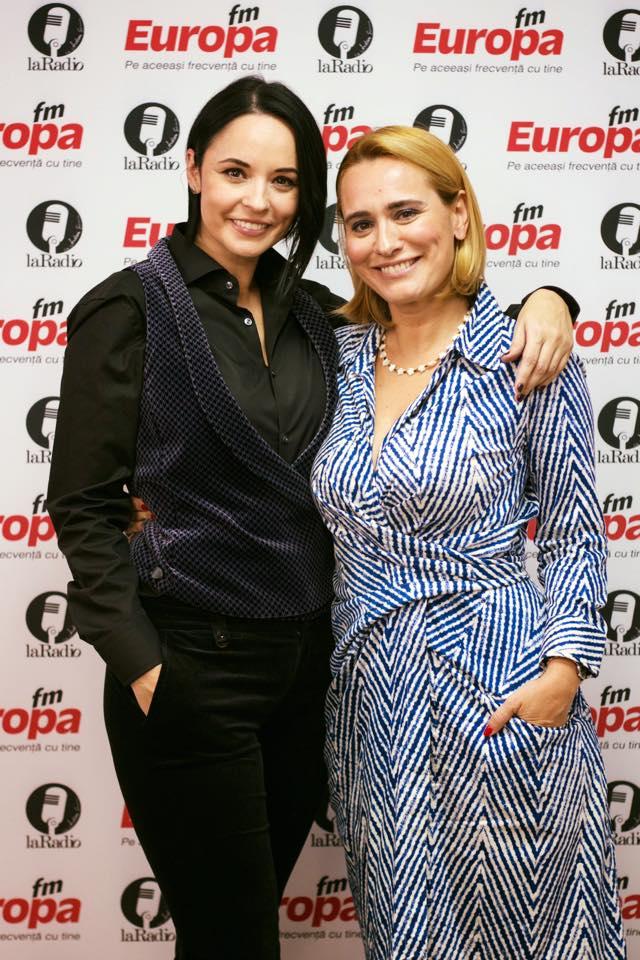 Andreea Marin si Andreea Esca