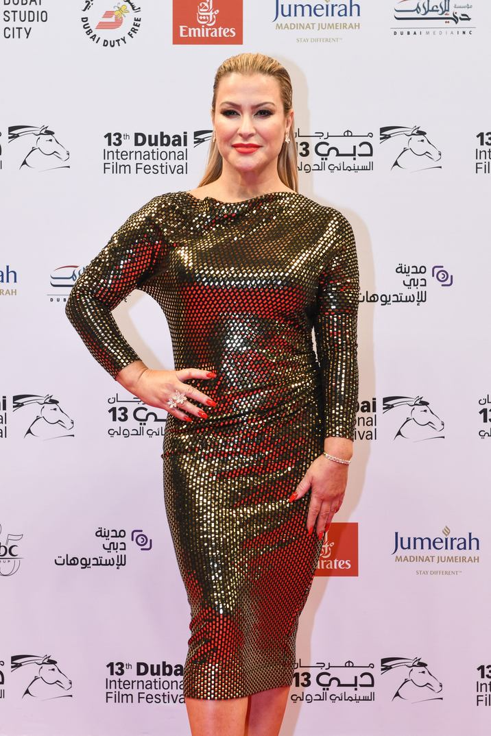 American singer Anastacia Lyn Newkirk (or Anastasia) arrives for the screening of Solitaire film at Madinat Jumeirah resort, near Dubai, United Arab Emirates on December 11, 2016. Photo by Balkis Press/ABACAPRESS.COM