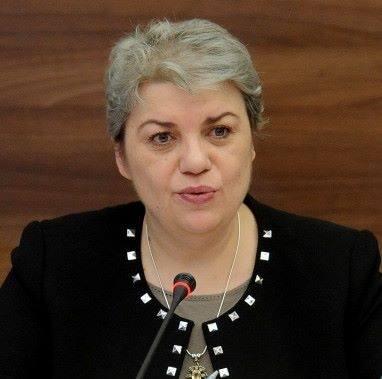 Sevil Shhaideh propusa prim ministru