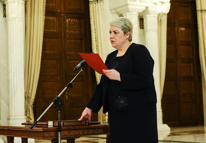 Sevil Shhaideh propusa prim ministru 2
