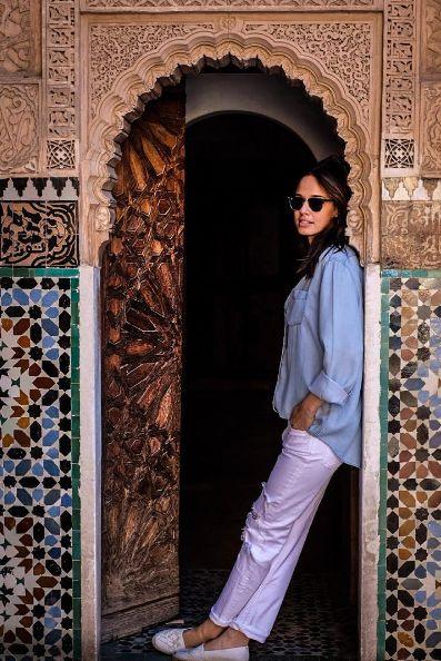 Andreea Raicu Revelion Marrakesh 4