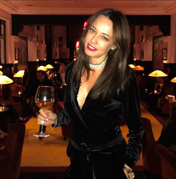 Andreea Raicu Revelion Marrakesh