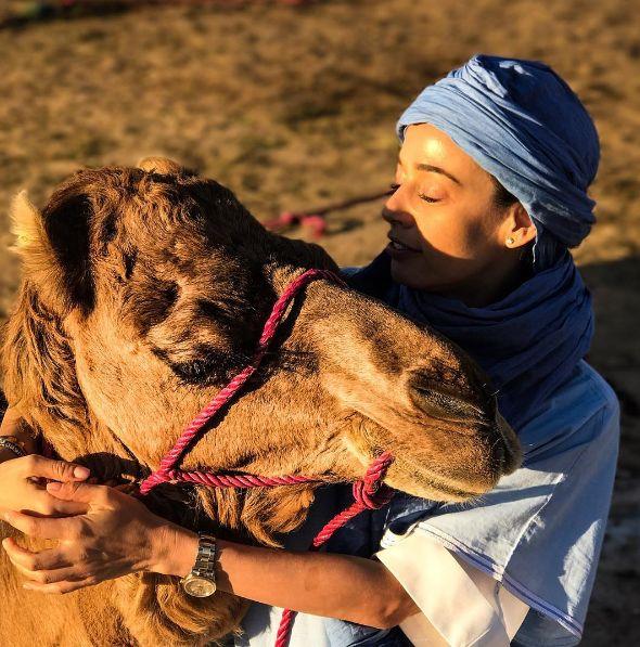 Andreea Raicu Revelion Marrakesh 3