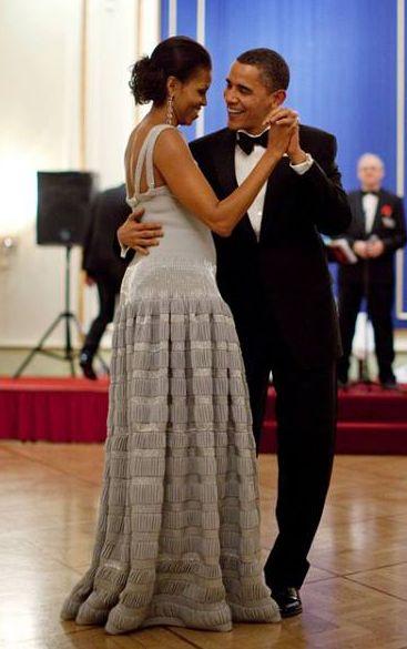 Barack Obama bal de adio
