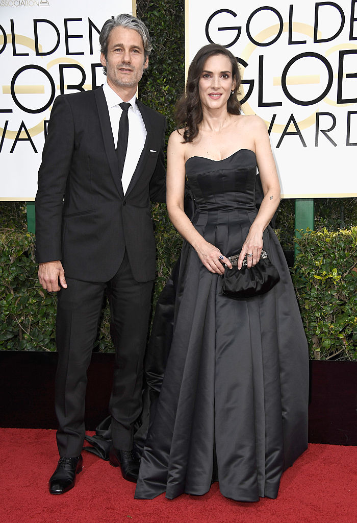 attends the 74th Annual Golden Globe Awards at The Beverly Hilton Hotel on January 8, 2017 in Beverly Hills, California.