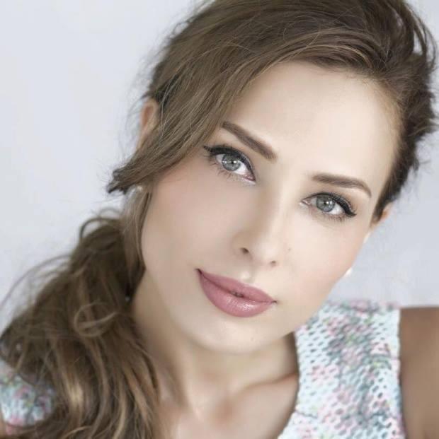 Iulia Vantur la televiziunea indiana 2