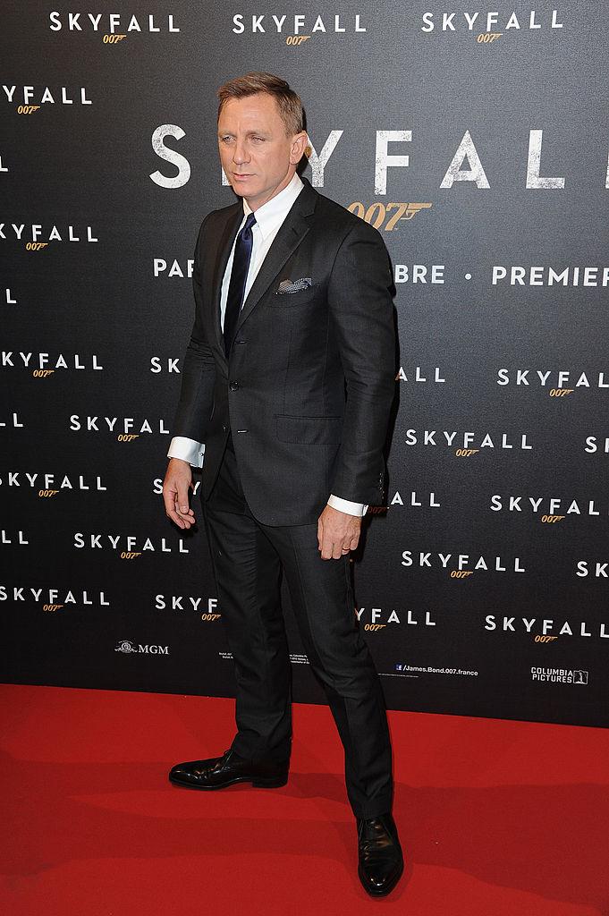 'Skyfall' Paris Premiere - Red Carpet