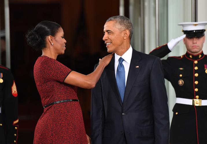 Inauguration ceremony in Washington, D. C.