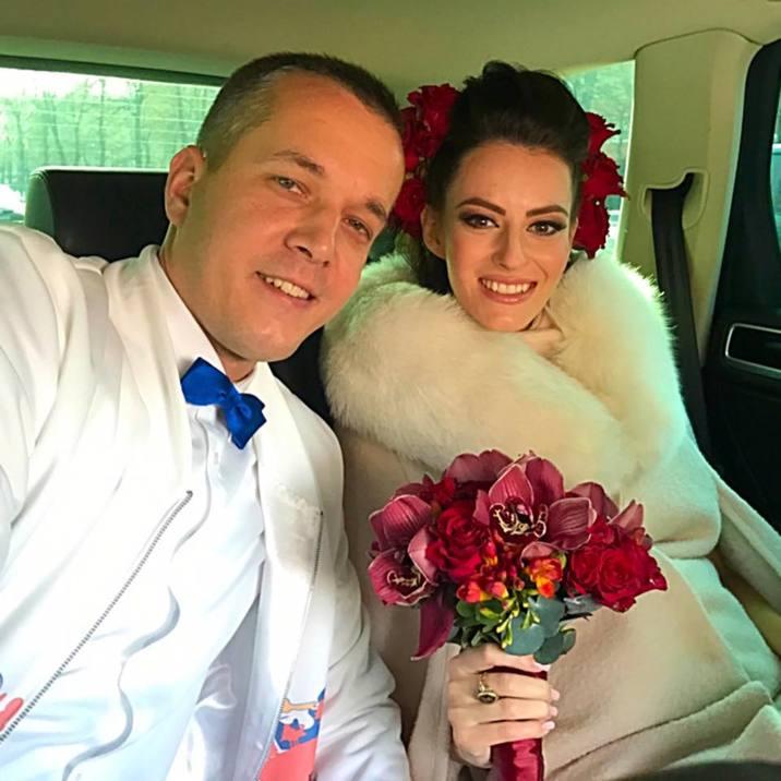 Andrei Nastase Bianca Ciuvat nunta