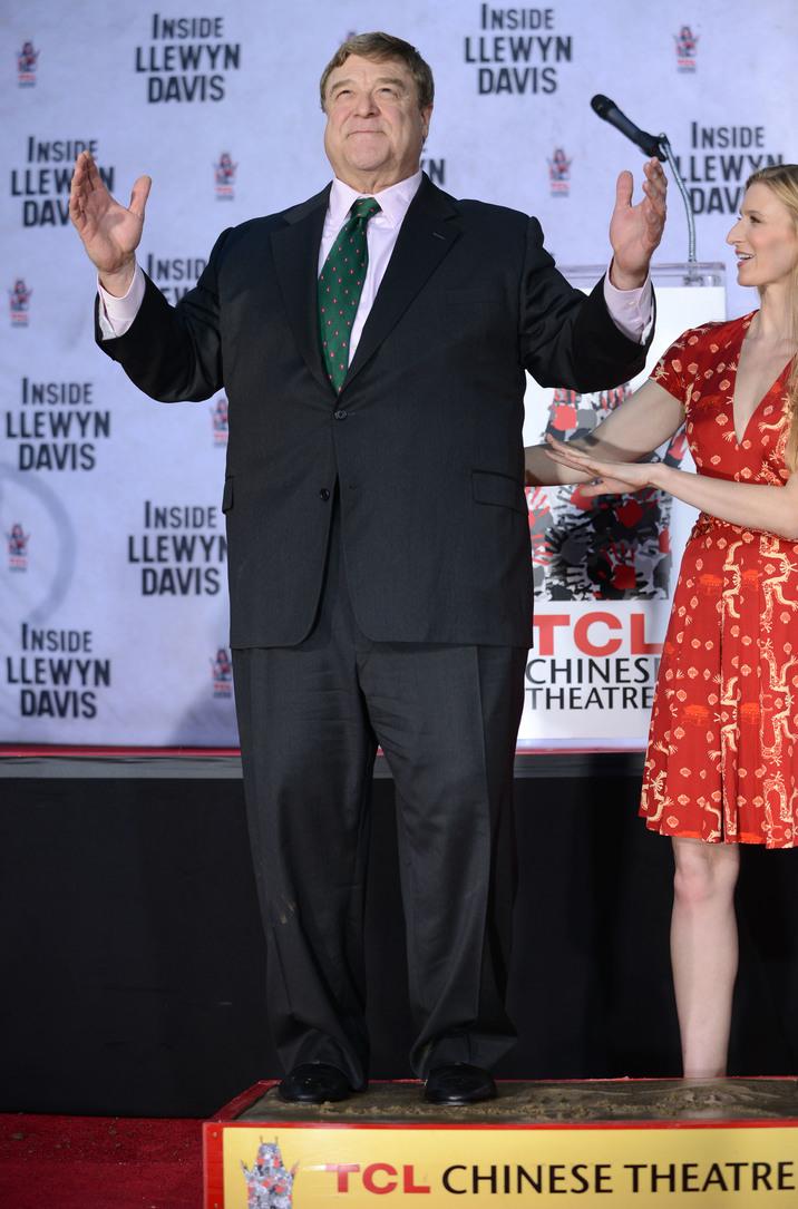 JOHN GOODMAN în 2013
