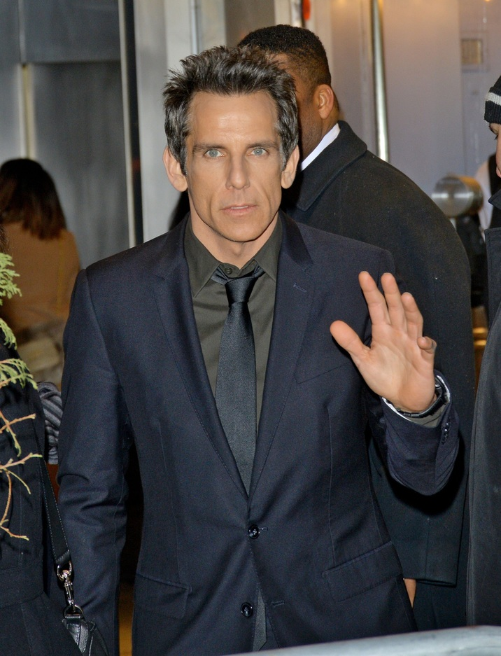 Mandatory Credit: Photo by Henry Lamb/Photowire/BEImages (2676029w) Ben Stiller 'While We're Young' film premiere, New York, America - 23 Mar 2015