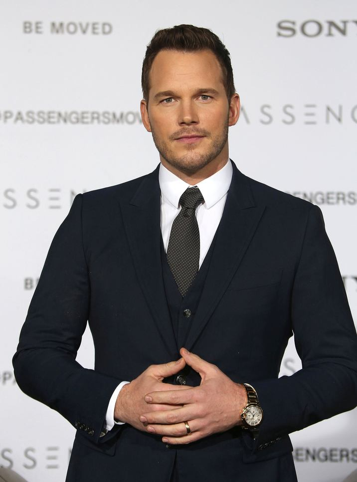 "14 December 2016 - Westwood, California - Chris Pratt. ""Passengers"" Los Angeles Premiere held at Regency Village Theatre. CAP/ADM/FS ©FS/ADM/Capital Pictures"