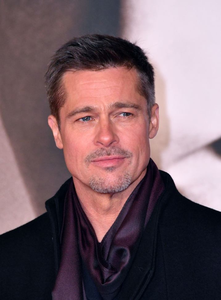 LONDON, ENGLAND - NOVEMBER 21: Brad Pitt attends the UK Premiere of 'Allied' at Odeon Leicester Square on November 21, 2016 in London, England. CAP/JOR ©JOR/Capital Pictures