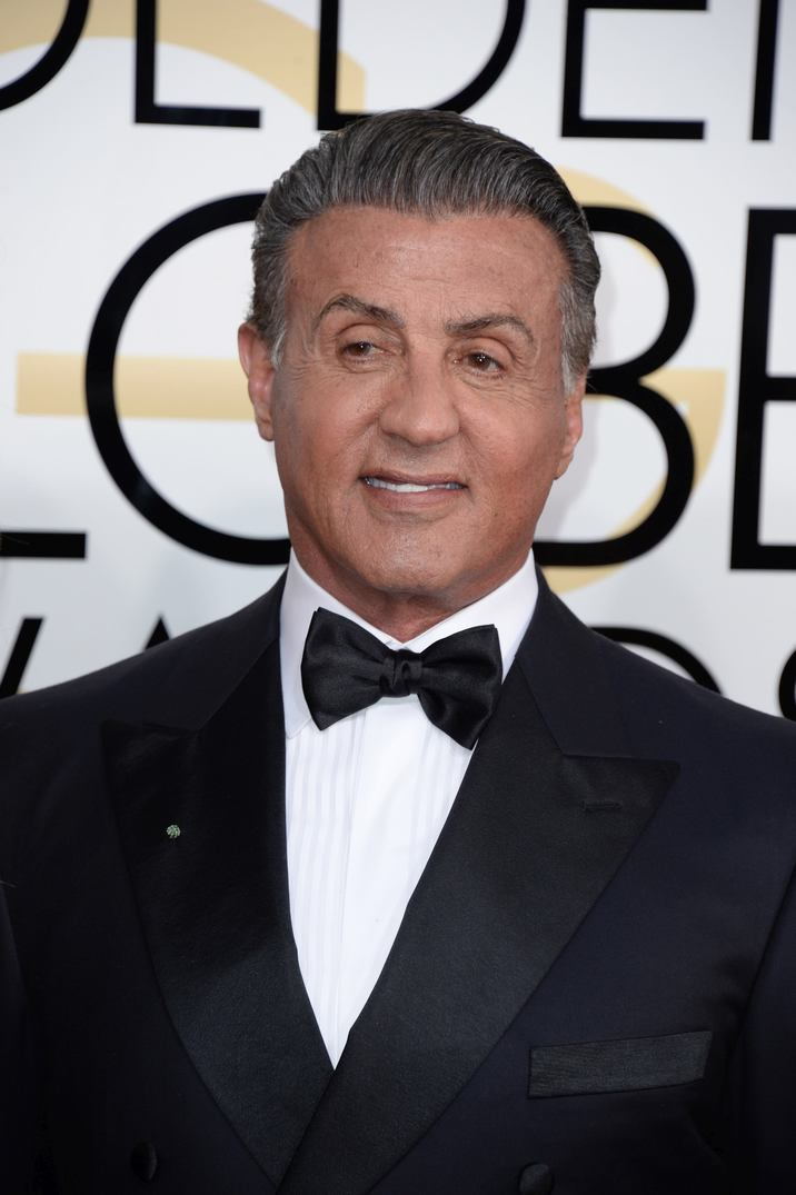 Sylvester Stallone attends the 74th Annual Golden Globe Awards at the Beverly Hilton in Beverly Hills, Los Angeles, CA, USA, on January 8, 2017. Photo by Lionel Hahn/ABACAPRESS.COM