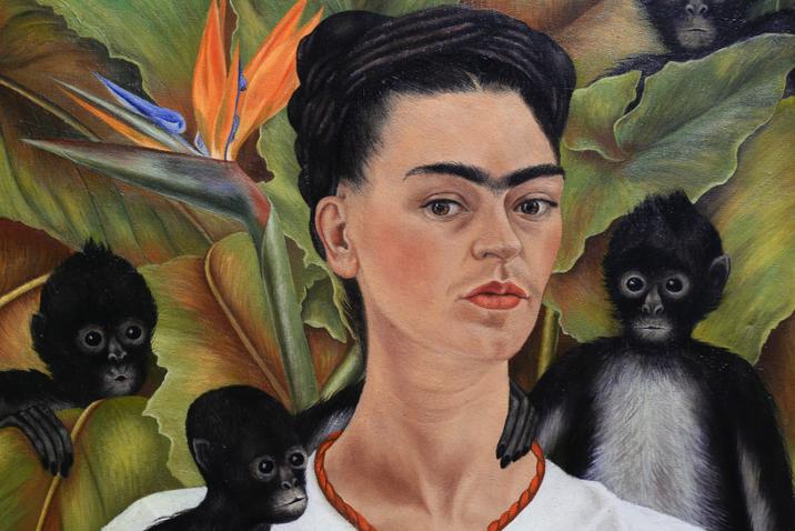 Autoportret Frida Kahlo