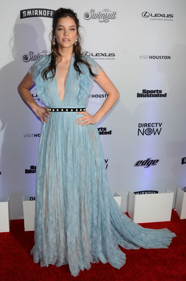 52318317 Celebrities attend the Sports Illustrated Swimsuit 2017 Launch Event in New York City, New York on February 16, 2017. Celebrities attend the Sports Illustrated Swimsuit 2017 Launch Event in New York City, New York on February 16, 2017. Pictured: Barbara Palvin FameFlynet, Inc - Beverly Hills, CA, USA - +1 (310) 505-9876