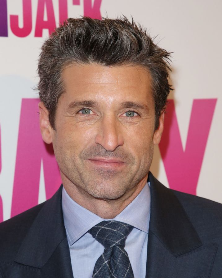 Mandatory Credit: Photo by Matt Baron/BEI/Shutterstock (5896347az) Patrick Dempsey 'Bridget Jones's Baby' film premiere, New York, USA - 12 Sep 2016