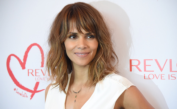 Halle Berry Lunch Celebrates Women Cancer Research - Arrivals
