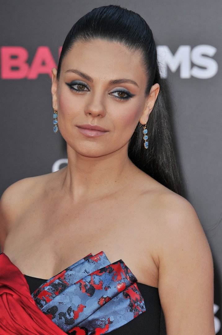 "Mila Kunis at the ""Bad Moms"" Los Angeles Premiere held at the Regency Village Theatre in Westwood, CA on Tuesday, July 26, 2016. Photo by PRPP_PRPP / PictureLux"