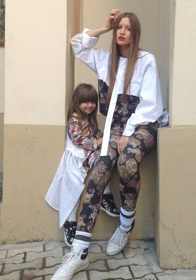 Iulia Albu si Mikaela