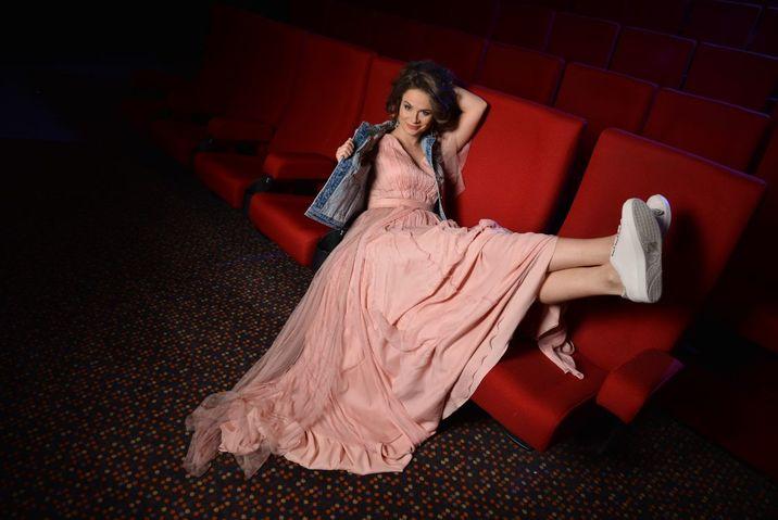 """""""Scenele de sex au fost cu adevărat dificile"""", spune actriţa despre filmările pentru """"Ana, mon amour""""."""