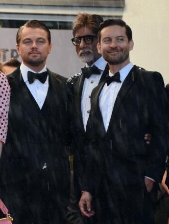 Leonardo DiCaprio şi Tobey Maguire