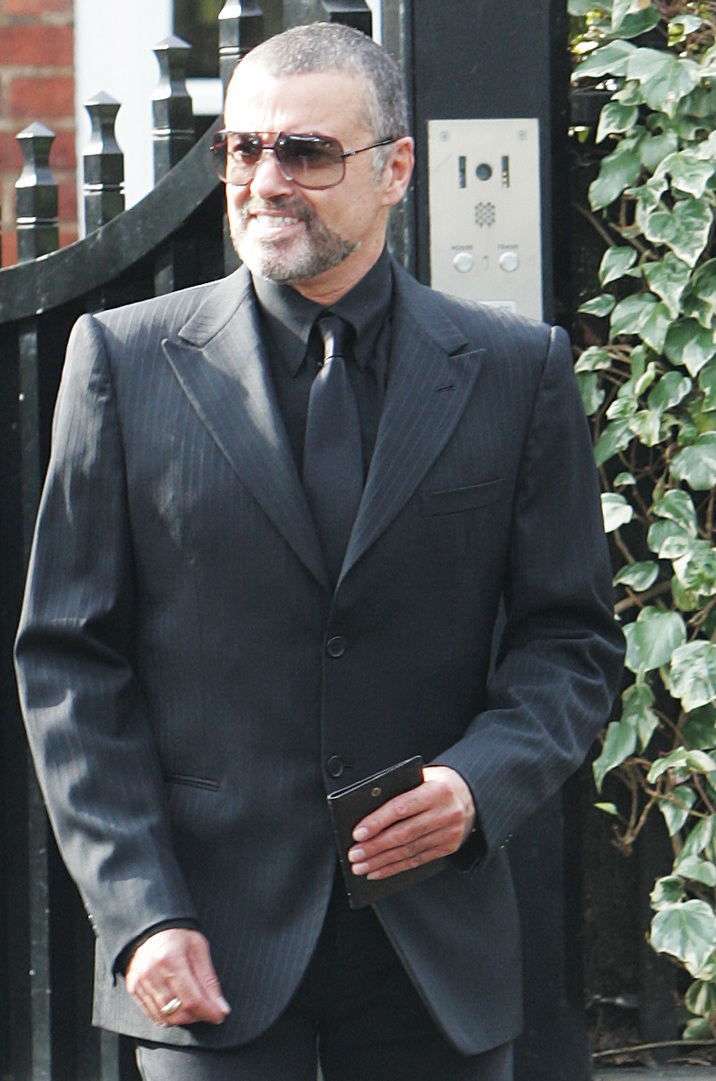 George Michael Passes Away Peacefully In His Home In Oxfordshire At 53 **FILE PHOTOS**