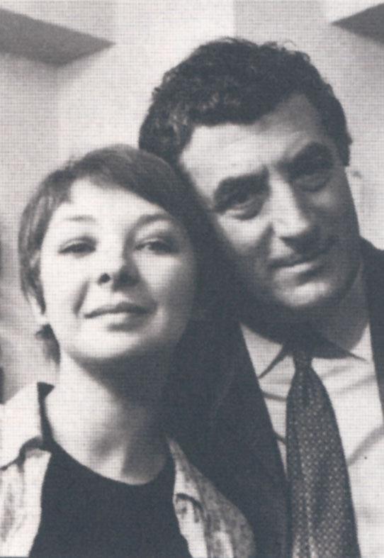 Elena şi Toma Caragiu