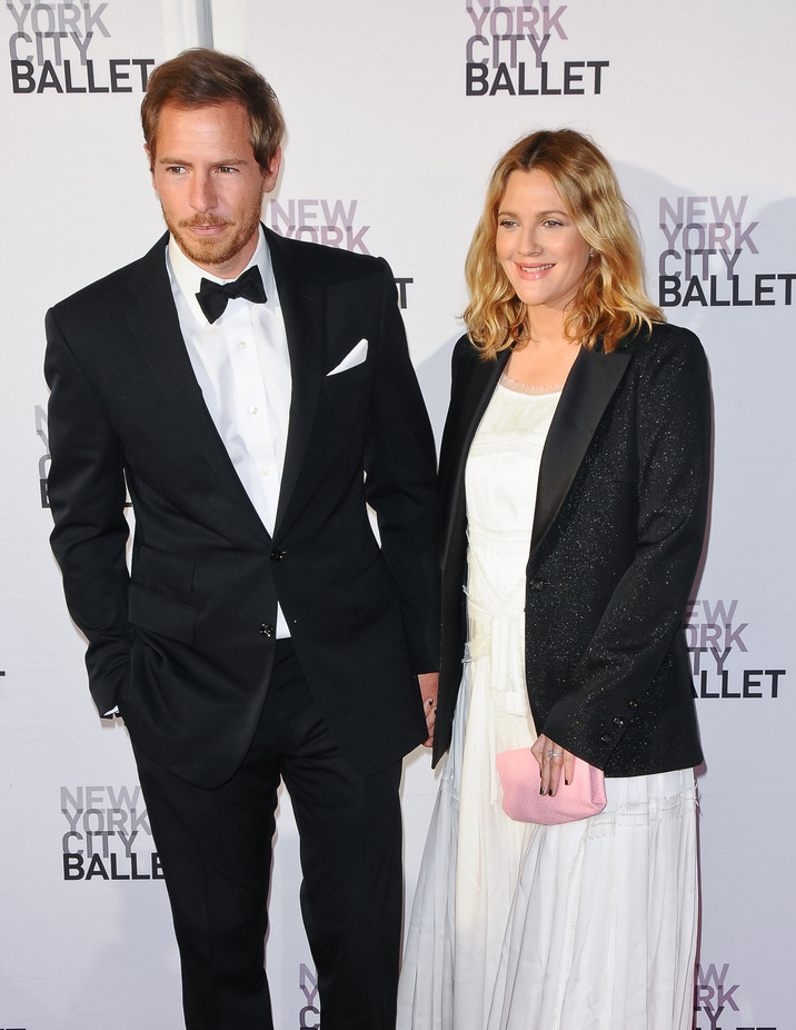Will Koppelman, Drew Barrymore 2012 New York City Ballet Spring Gala: A La Francaise - Arrivals New York City, USA - 10.05.12 Mandatory Credit: C.Smith/ WENN.com