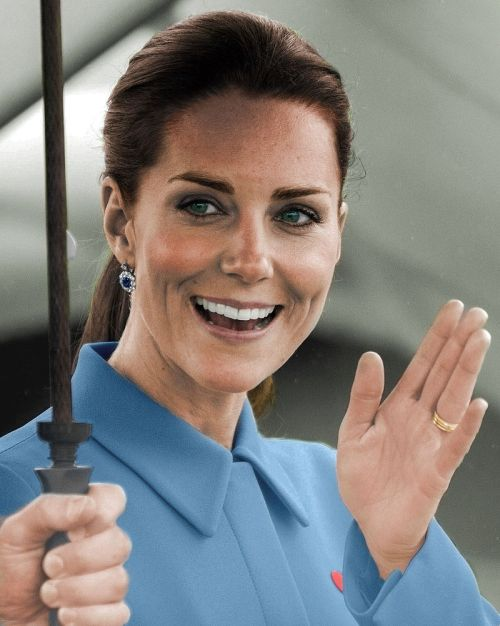5 gesturi superbe ale ducesei Kate Middleton