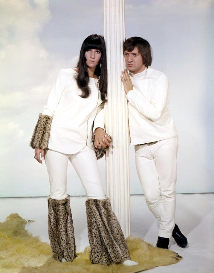 Cuplul care a făcut furori în anii '60.