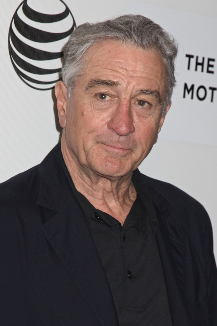 Mandatory Credit: Photo by Gregory Pace/BEImages (2697209ap) Robert De Niro 'Maggie' film premiere, Tribeca Film Festival, New York, America - 22 Apr 2015