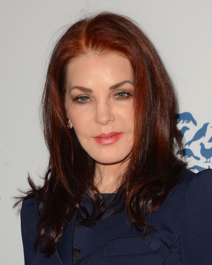 16 May 2015 - Beverly Hills, California - Priscilla Presley. Arrivals for The Humane Society of the United States' Los Angeles benefit gala sheld at Beverly Wilshire Hotel. Photo Credit: Birdie Thompson/AdMedia