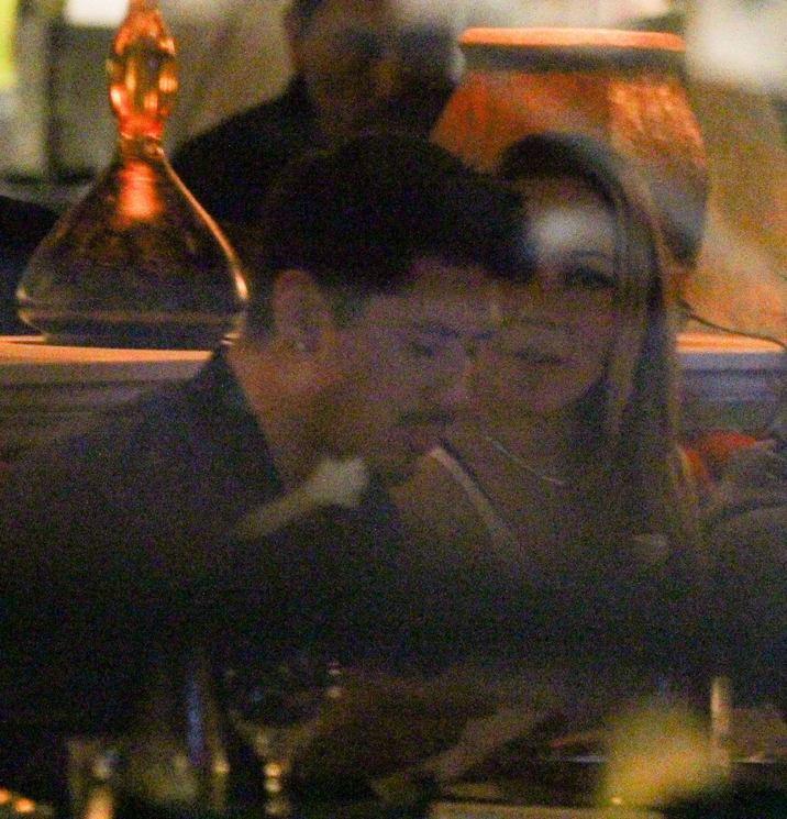 Exclusive... 52220944 Singer Mariah Carey was spotted with her backup dancer beau Bryan Tanaka at Berris in West Hollywood, California on November 2, 2016.  The two have been spending a great deal of time together after Mariah had dramatic breakup with now ex James Packer (which was finalized on October 27).  Just days after they end of their relationship, Mariah was seen at a Halloween party with her allegedly new beau. ***NO USE W/O PRIOR AGREEMENT - CALL FOR PRICING*** FameFlynet, Inc - Beverly Hills, CA, USA - +1 (310) 505-9876