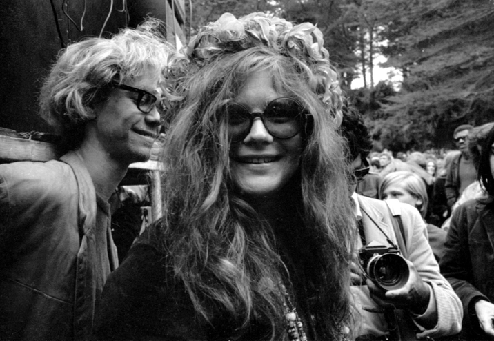 Janis: Little Girl Blue (2015) Janis Joplin *Filmstill - Editorial Use Only* CAP/KFS Image supplied by Capital Pictures