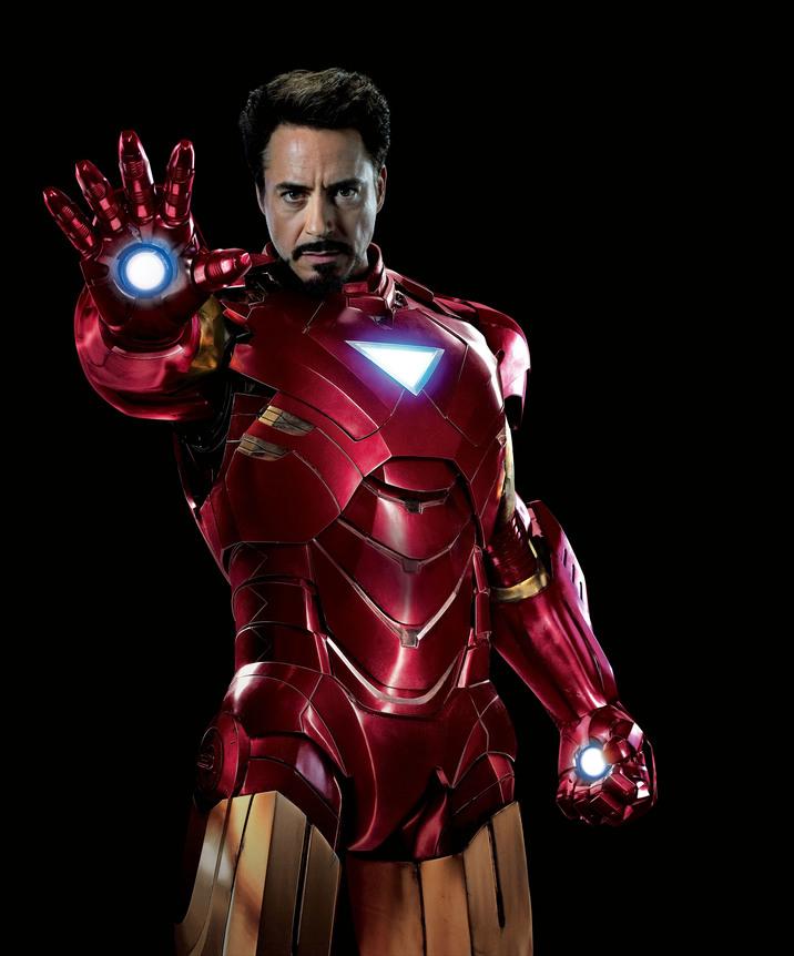 """Iron Man 3"" Tony Stark/Iron Man (Robert Downey Jr.)"
