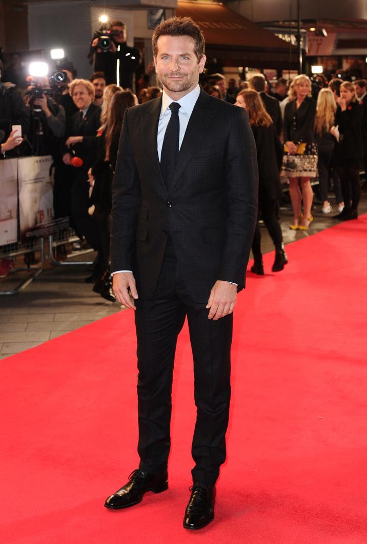 Burnt Premiere at the Vue West End on 28 October 2015 in London, England.Bradley Cooper