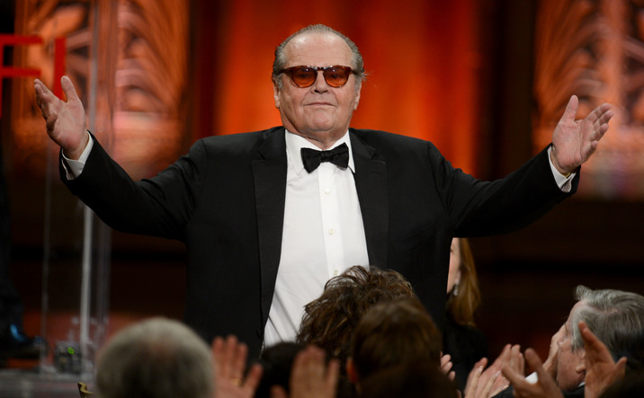 CULVER CITY, CA - JUNE 07:  Actor Jack Nicholson attends the 40th AFI Life Achievement Award honoring Shirley MacLaine held at Sony Pictures Studios on June 7, 2012 in Culver City, California. The AFI Life Achievement Award tribute to Shirley MacLaine will premiere on TV Land on Saturday, June 24 at 9PM ET/PST.  (Photo by Kevin Winter/Getty Images)