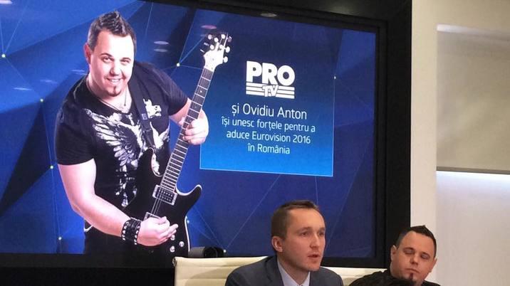 Pro TV Ovidiu Anton