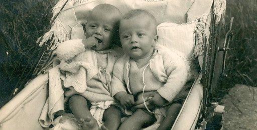 Maurice si Robin Gibb