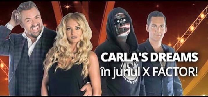 Carlas s Dreams X Factor