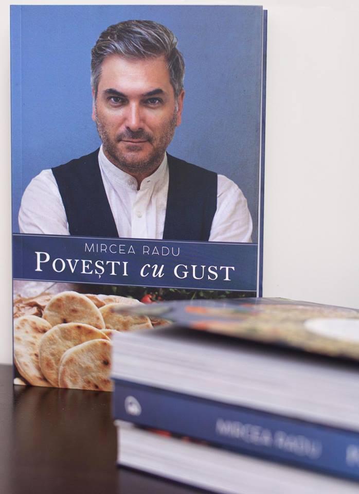 Mircea Radu carte Povesti cu gust
