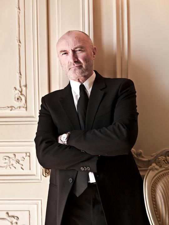 Phil Collins 2016