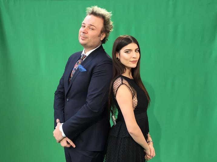 Dan Helciug Ioana Voicu Eurovision TVR 2