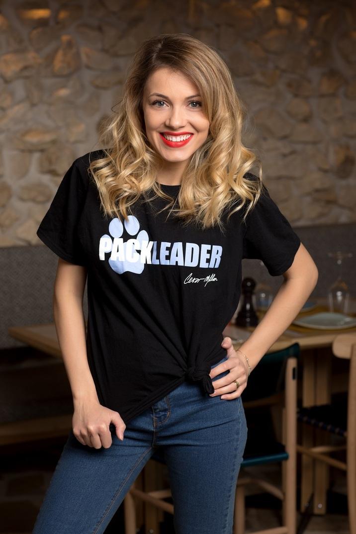 Andreea Ibacka - packleader 2
