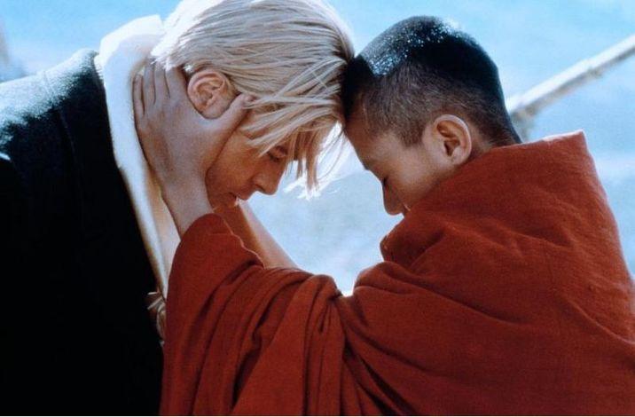 Sapte ani în Tibet, cu Brad Pitt, a fost unul dintre filmele la care a lucrat Iain.