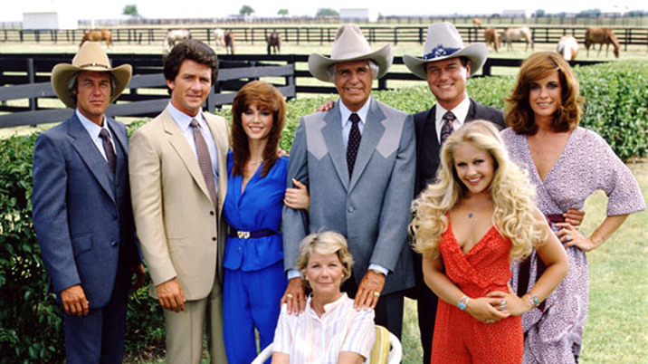 """""""Dallas"""", serialul lansat în 1978."""