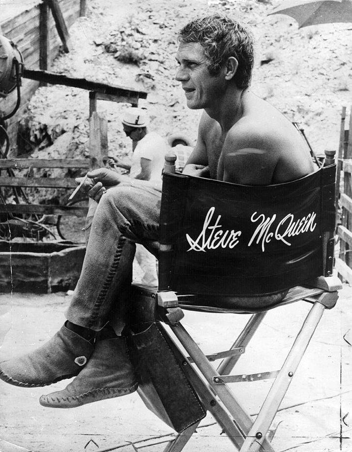 """Steve s-a lansat în """"Cei 7 Magnifici""""."""