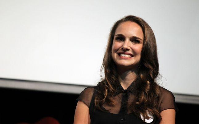Vedete care au ascuns sarcina, Natalie Portman
