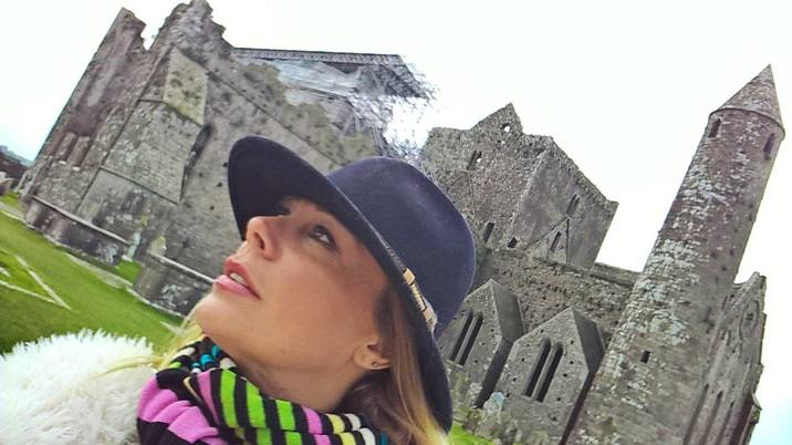 Dana Savuica in Irlanda (2)